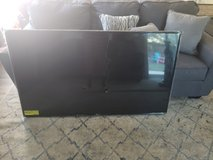 Damaged new LG Smart 65 inch 4k TV in Beaufort, South Carolina