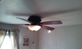 Ceiling fan in Beaufort, South Carolina