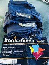 Kookaburro shade sail in Beaufort, South Carolina