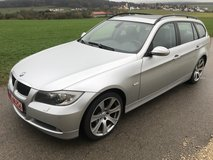 BMW 325 i Automatic 6 cylinder leather navigation brand new inspection in Grafenwoehr, GE