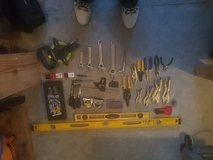 Large Tool Assortment w/ Tool Bag in Cherry Point, North Carolina
