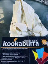 Kookaburro shade sale in Beaufort, South Carolina