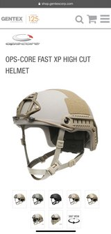 (NEW) Ops Core Fast XP High Cut Ballistic Helmet in Tomball, Texas