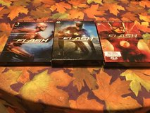 Flash DVD. Season One,Two, & Three in Fort Campbell, Kentucky