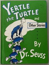 Yertle the Turtle and Other Stories Hardcover in Okinawa, Japan