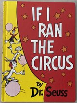 If I Ran the Circus Hardcover in Okinawa, Japan
