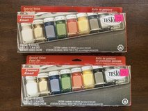 Testor's Enamel paints in Okinawa, Japan