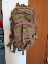 Tactical Hiking Pack in Okinawa, Japan