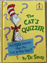 The Cat's Quizzer: Are You Smarter Than the Cat in the Hat? in Okinawa, Japan