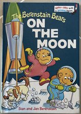 The Berenstain Bears on the Moon in Okinawa, Japan