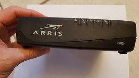 Arris Touchstone CM820A DOCSIS 3.0 cable modem in Ramstein, Germany