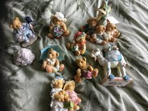 Cherished teddies bundle in Lakenheath, UK