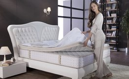 United Furniture - QS Golden Zone Foam Memory Mattress - monthly payments possible in Spangdahlem, Germany