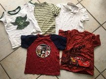 boys short sleeve shirts size 7/8 in Stuttgart, GE
