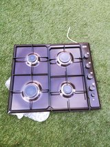 Brown creda gas hob in Lakenheath, UK