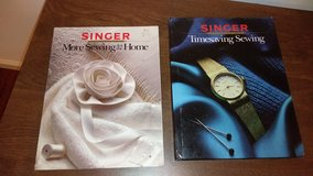 Singer sewing books in Kingwood, Texas