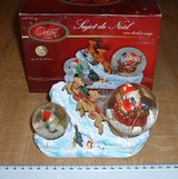 SNOW GLOBE CHRISTMAS FIGURINE in Lakenheath, UK