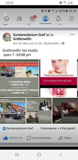 sun tan and Collagen light Therapie in Grafenwoehr, GE