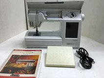 HUSQUARVANA -VIKING DESIGNER #1 SEWING/EMBROIDERY MACHINE in Great Lakes, Illinois