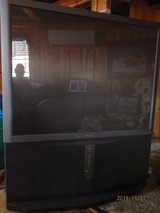 "Sony 53"" rear projection TV REDUCED in Alamogordo, New Mexico"