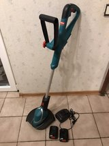 BOSCH CORDLESS WEED EATER in Ramstein, Germany