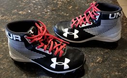 Under Armour Football Cleats in Alamogordo, New Mexico
