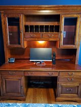 Computer Desk W/ Hutch in Joliet, Illinois