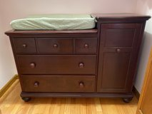 Changing table dresser in Naperville, Illinois
