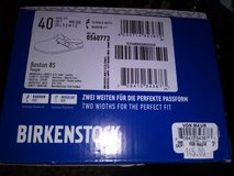 New in box women's Birkenstock in Westmont, Illinois