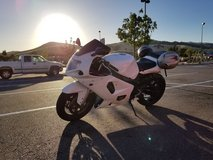 2001 GSXR 600 with 47k miles, Runs Great! in Travis AFB, California