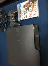 Sony PS3 with MLB The Show 13 in Okinawa, Japan