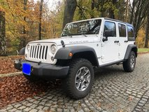 2017 Jeep Wrangler Unlimited Rubicon in Stuttgart, GE