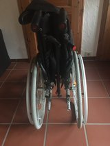 WHEELCHAIR - MANUAL in Ramstein, Germany