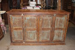 Rustic Reclaimed Sideboard TV Console Media Chest in Birmingham, Alabama