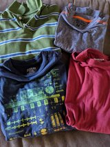 Boys long-sleeve shirts size 8-10 in Glendale Heights, Illinois