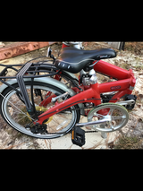 Folding Bike: DAHON in Warner Robins, Georgia