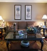 6-Piece Living Room Ensemble - like new in Naperville, Illinois