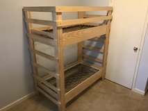 Toddler Bunk Bed in Fort Campbell, Kentucky