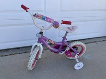 Princess bike in 29 Palms, California
