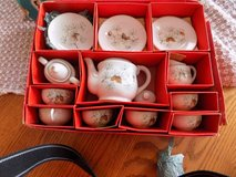 ANTIQUE CHILD'S TEA SET in Fort Campbell, Kentucky