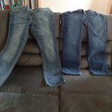 Jean's sz 13 and 11 in Alamogordo, New Mexico