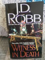 Witness in Death  #10  by J. D. Robb  aka Nora Roberts  LNC in Warner Robins, Georgia