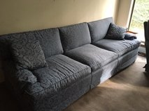 Sofa Bed and one swivel chair in Kingwood, Texas