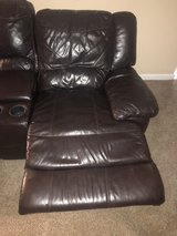 leather couch in Quantico, Virginia