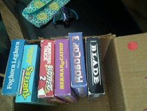 Box of VHS's in Chicago, Illinois