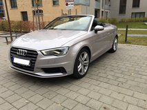 2014 Audi A3 S Line Cabrio (Fully Loaded!! Excellent Condition) FULLY SERVICED! in Stuttgart, GE