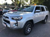 '17 Toyota 4Runner TRD Off-Road 4×4 in Spangdahlem, Germany
