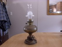 Antique Brass Lamp in Alamogordo, New Mexico