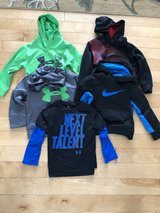 Boy Nike and Under Armour - Size 4 in Westmont, Illinois