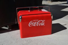 Coca Cola Retro Ice Chest Cooler in Alamogordo, New Mexico